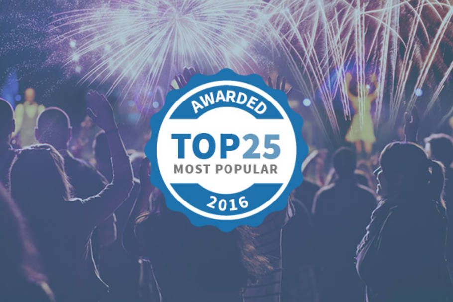 IT'S OFFICIAL: Announcing the Most Popular party and event planning Awards in Canada for 2016!