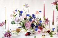 Styled Table Workshop Toronto City Flowers & Bouquets _small