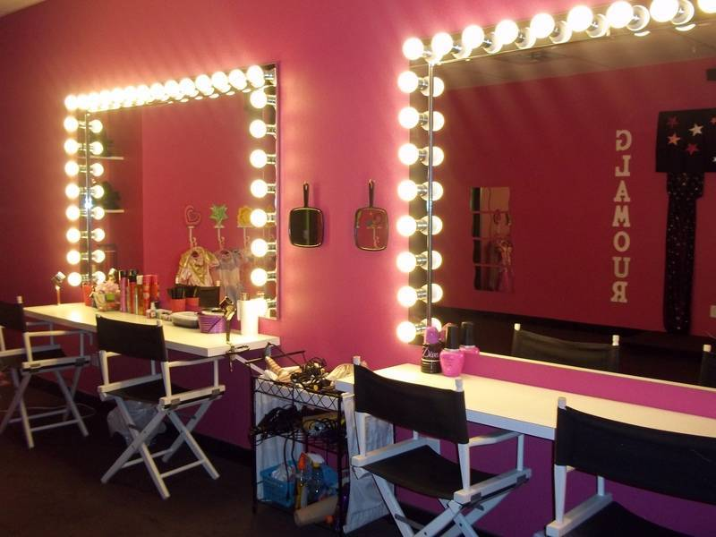 Glamour Party Room