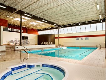 Indoor Heated Swimming Pool & Whirlpool