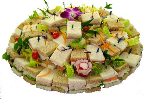 Famous Party Sandwiches