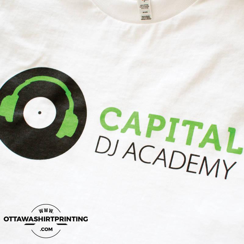 Ottawa Shirt Printing - Screen Printing Ottawa