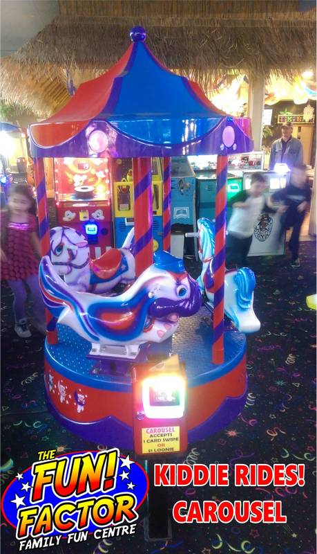 Games and Rides for Kids!