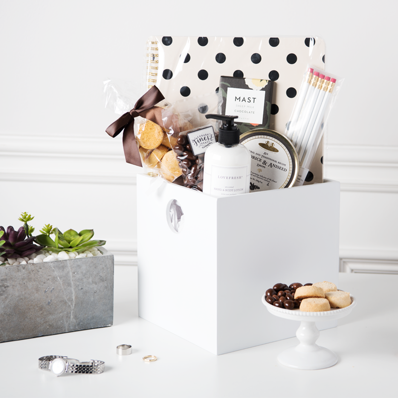 http://www.baskits.com/soho-organized-gift-basket-h16116