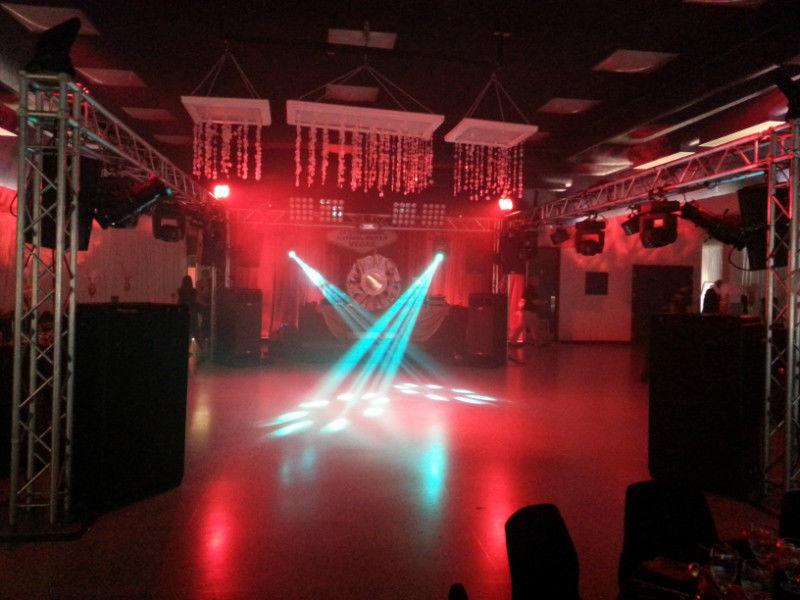 Lighting rentals, dj gear rentals, speaker rentals, smoke machine rentals. ... very best in electronic showbiz equipment, lighting and sound in the Montréal region.