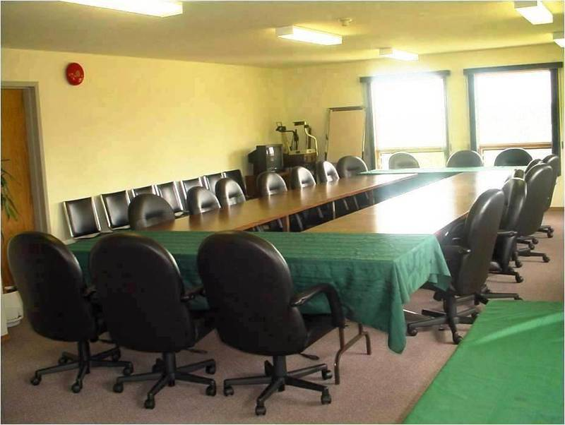 Board Room with seating for 20